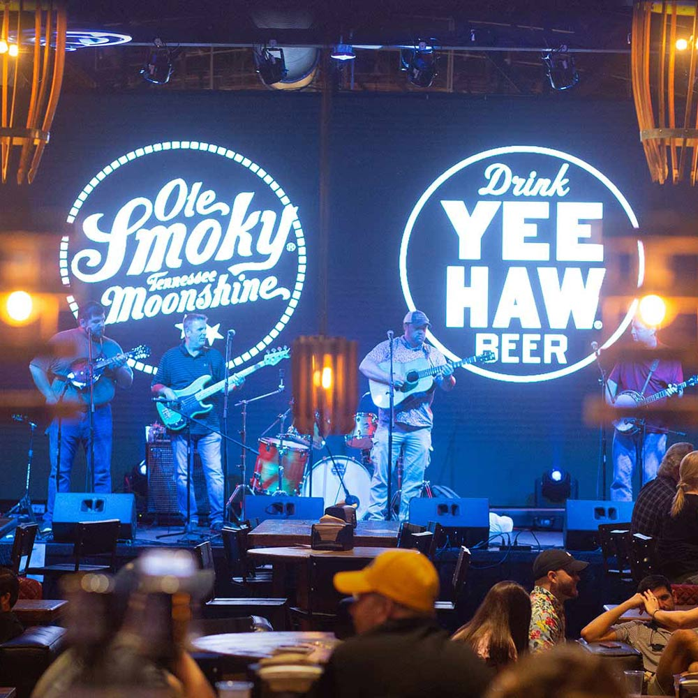 Ole Smoky Yee Haw Live Music