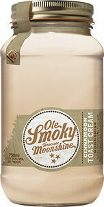 Ole Smoky Moonshine Blackberry Sour Razzin' Berry Cinnamoon Toast Cream