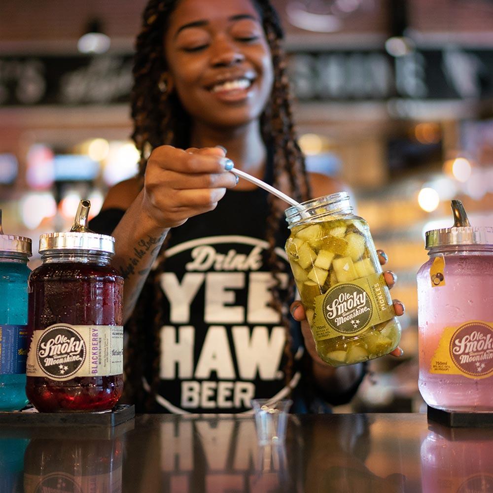 Ole Smoky Yee-Haw Tastings Pickles