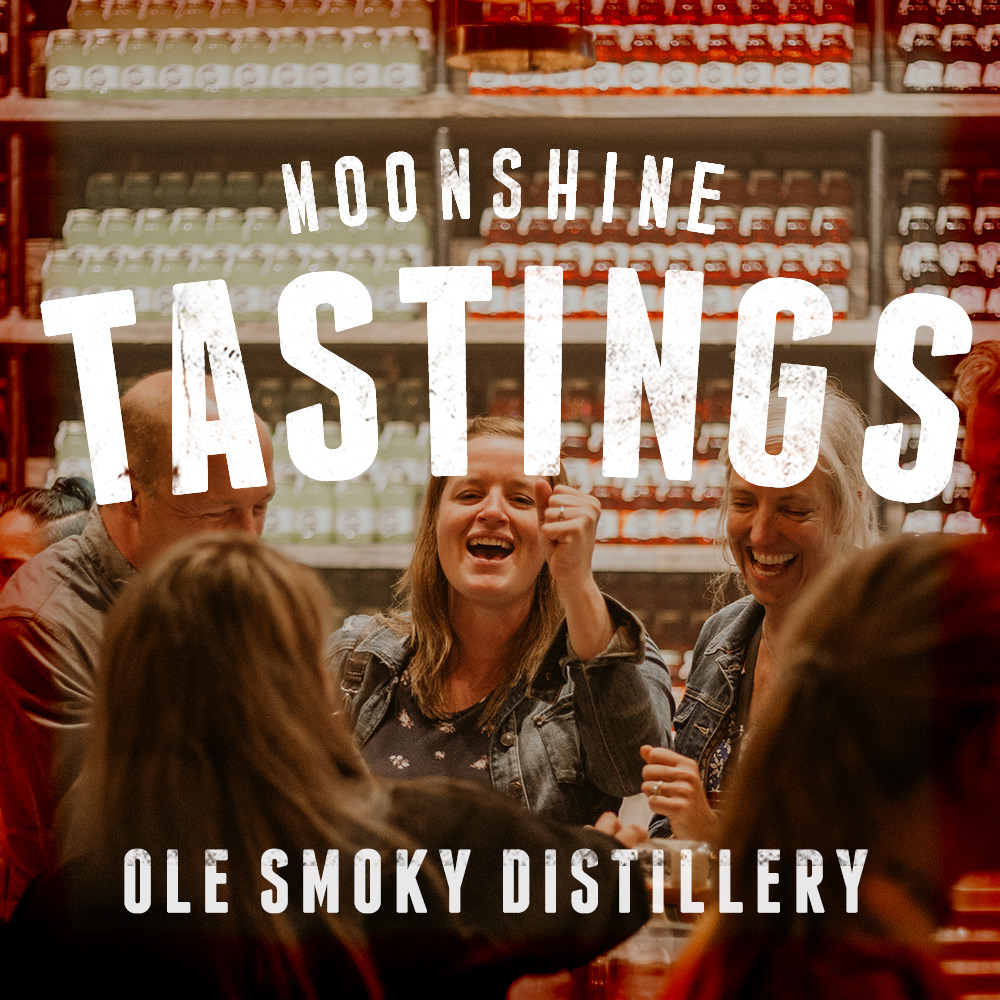 Moonshine Tastings