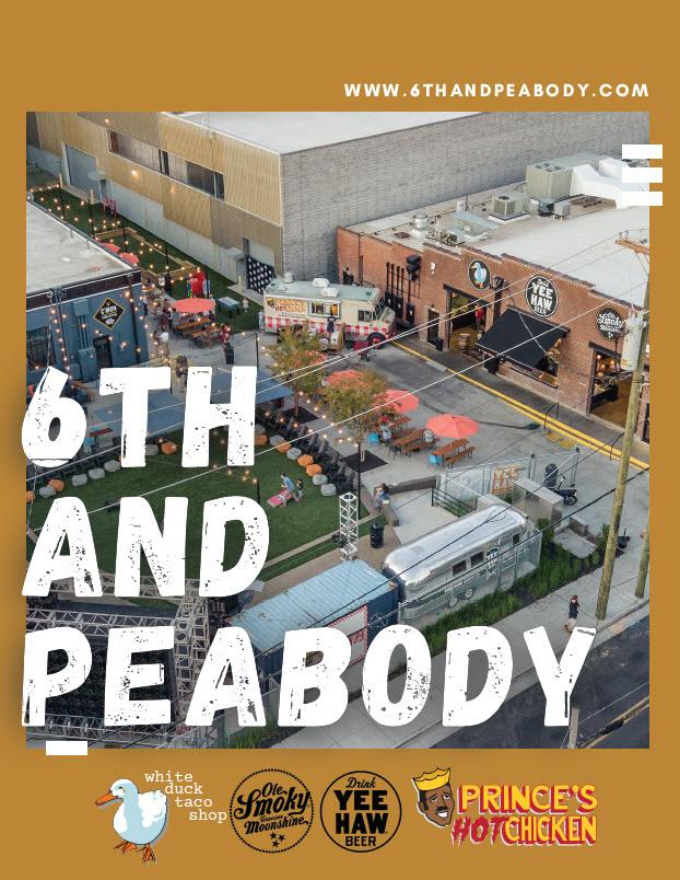 6th and Peabody Media Kit